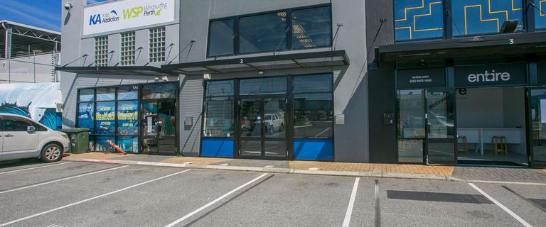 Showrooms / Bulky Goods commercial property for lease at 2 / 17 Hulme Court Myaree WA 6154