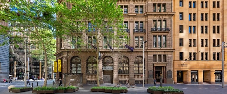 Offices commercial property for lease at Level 1/2 Martin Place Sydney NSW 2000