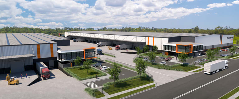 Factory, Warehouse & Industrial commercial property for lease at Mapletree/Logistics Park Green Road Crestmead QLD 4132