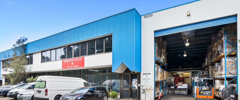 Factory, Warehouse & Industrial commercial property for lease at 1/18-22 Lilian Fowler Place Marrickville NSW 2204