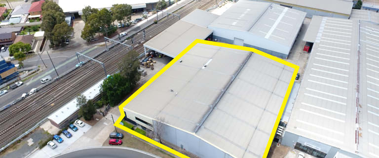 Factory, Warehouse & Industrial commercial property for lease at Building C/1A Queen Street Auburn NSW 2144
