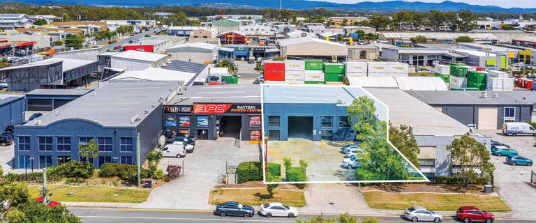 Factory, Warehouse & Industrial commercial property for lease at Unit 2, 29-31 Ereton Drive Arundel QLD 4214