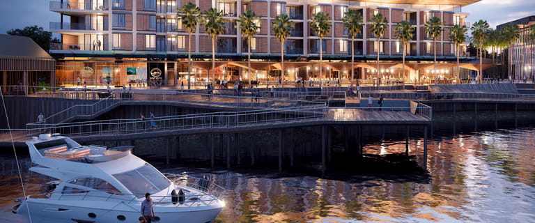 Shop & Retail commercial property for lease at The Waterfront Dining Precinct, Shellharbour Marina Promenade Shell Cove NSW 2529