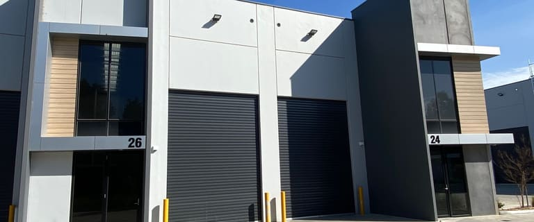 Factory, Warehouse & Industrial commercial property for lease at 26 Mediterranean Circuit Keysborough VIC 3173