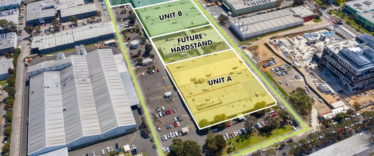 Factory, Warehouse & Industrial commercial property for lease at 649 Springvale Road Mulgrave VIC 3170