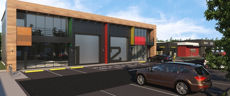 Factory, Warehouse & Industrial commercial property for lease at 548 Clayton Road Clayton South VIC 3169