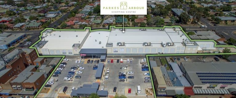Shop & Retail commercial property for lease at 299 Clarinda Street Parkes NSW 2870