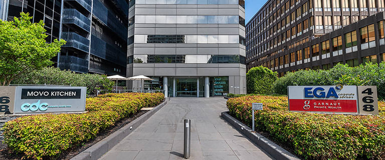 Offices commercial property for lease at 468 St Kilda Road Melbourne 3004 VIC 3004