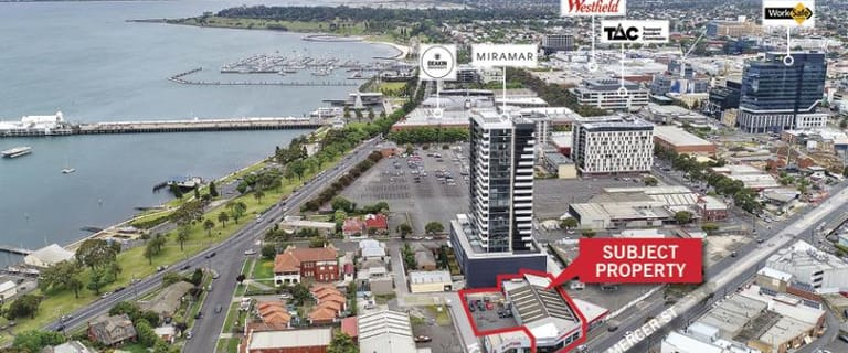 Showrooms / Bulky Goods commercial property for lease at 77 Mercer Street, Geelong/77 Mercer Street Geelong VIC 3220