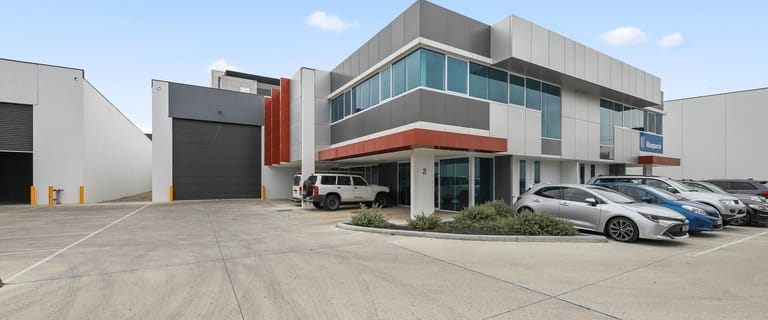Showrooms / Bulky Goods commercial property for lease at The Bund Business Park/580-600 Lorimer Street Port Melbourne VIC 3207