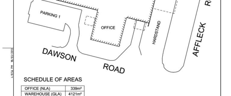 Factory, Warehouse & Industrial commercial property for lease at 4 Dawson Rd Perth Airport WA 6105