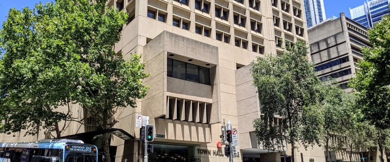 Offices commercial property for lease at Town Hall House 456 Kent Street Sydney NSW 2000