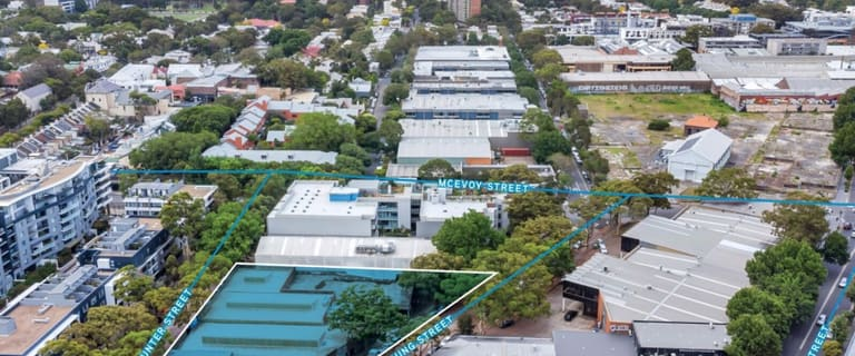 Factory, Warehouse & Industrial commercial property for lease at 244 Young Street Waterloo NSW 2017
