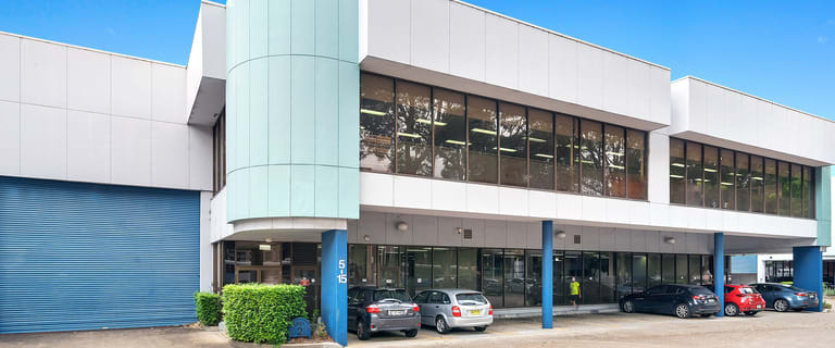 Showrooms / Bulky Goods commercial property for lease at 2&3/5-15 Epsom Road Rosebery NSW 2018