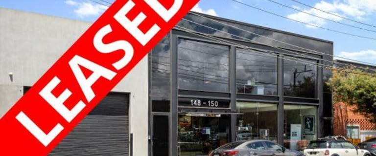 Showrooms / Bulky Goods commercial property for lease at 148-150 Murphy St, Richmond/148-150 Murphy Street Richmond VIC 3121