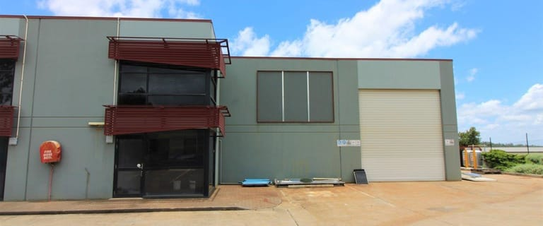 Factory, Warehouse & Industrial commercial property for lease at 1/2 Civil Court Harlaxton QLD 4350