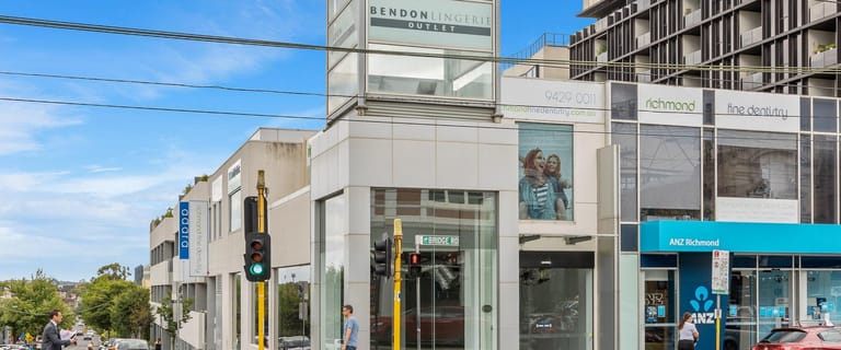 Showrooms / Bulky Goods commercial property for lease at Shop 1/143-151 Bridge Road Richmond VIC 3121