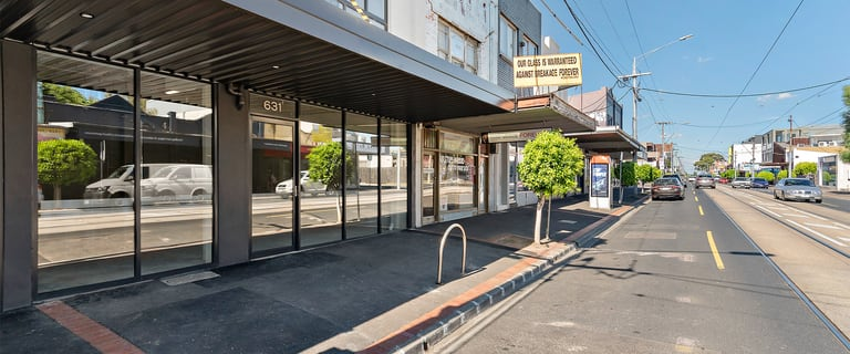 Shop & Retail commercial property for lease at 629-631 Glen Huntly Road Caulfield VIC 3162