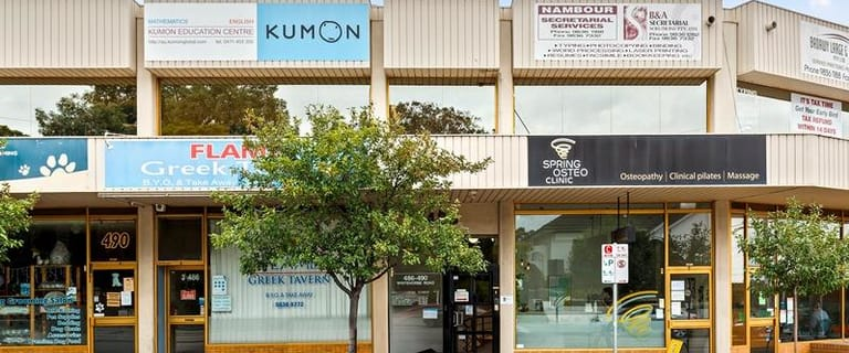 Offices commercial property for lease at Suite 101/486 Whitehorse Road Surrey Hills VIC 3127