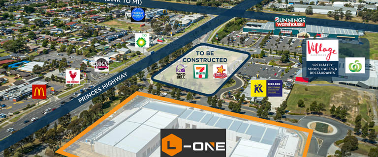 Factory, Warehouse & Industrial commercial property for lease at Various/87 Princes  Highway Dandenong South VIC 3175