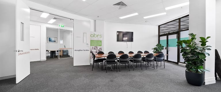 Offices commercial property for lease at Ground/263-275 BROADWAY Glebe NSW 2037