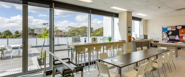 Offices commercial property for lease at 108-114 George Street Hornsby NSW 2077