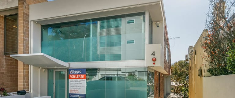Offices commercial property for lease at 4 Clive Street West Perth WA 6005