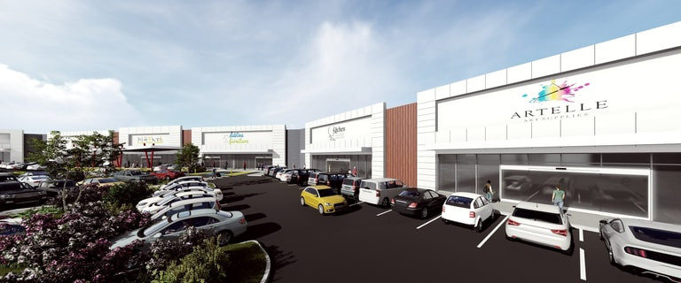 Showrooms / Bulky Goods commercial property for lease at 266 Maroondah Highway Chirnside Park VIC 3116
