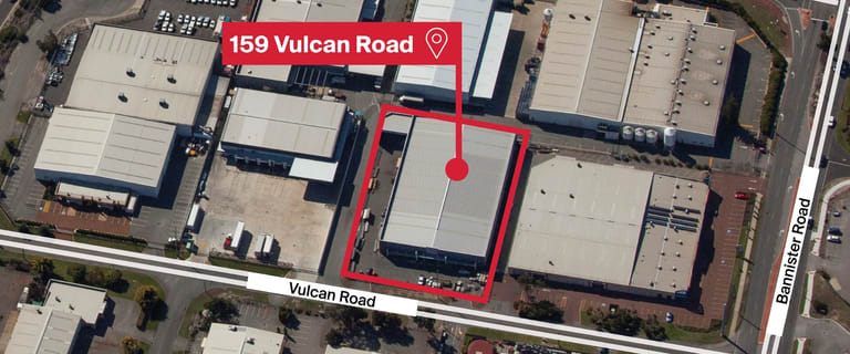 Factory, Warehouse & Industrial commercial property for lease at 159 Vulcan Road Canning Vale WA 6155