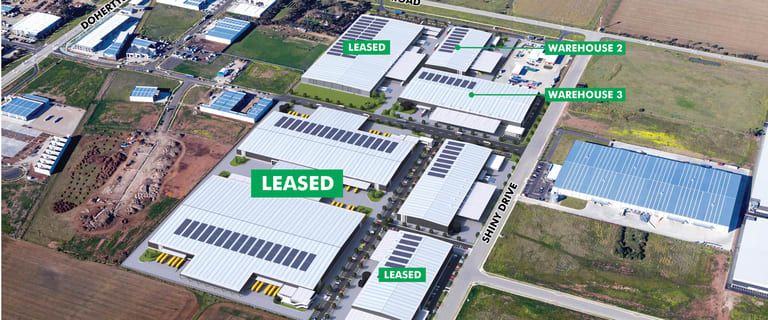 Offices commercial property for lease at Warehouse 2 & 3/285 Palmers Road Truganina VIC 3029