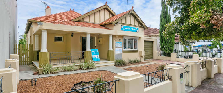 Shop & Retail commercial property for lease at 197 Oxford Street Leederville WA 6007
