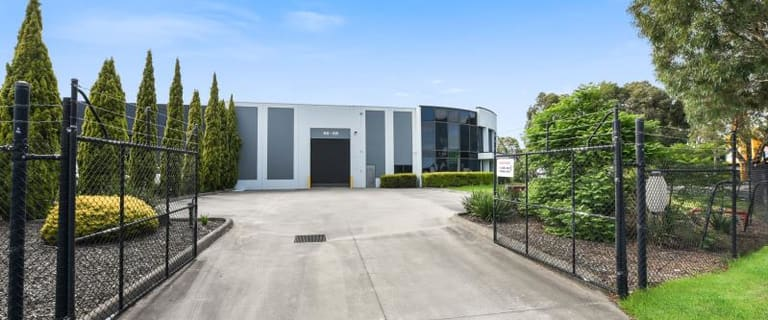 Factory, Warehouse & Industrial commercial property for lease at 66-70 Wedgewood Road Hallam VIC 3803