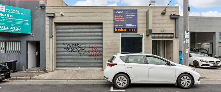 Showrooms / Bulky Goods commercial property for lease at 83 Green Street Richmond VIC 3121