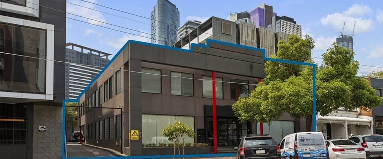 Showrooms / Bulky Goods commercial property for lease at 72-78 Market Street South Melbourne VIC 3205