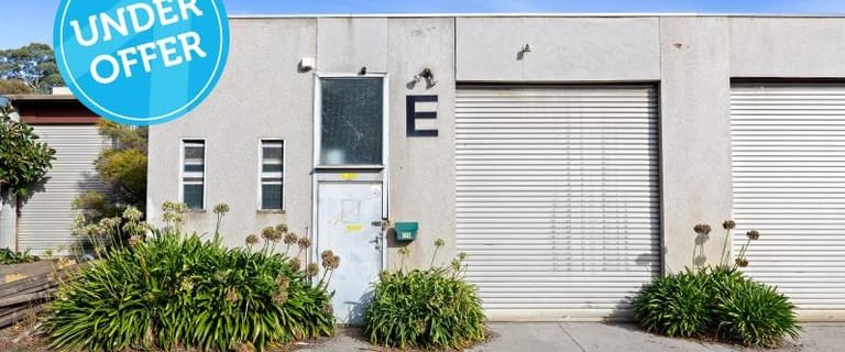 Serviced Offices commercial property for lease at Unit/17E Brougham Street Eltham VIC 3095