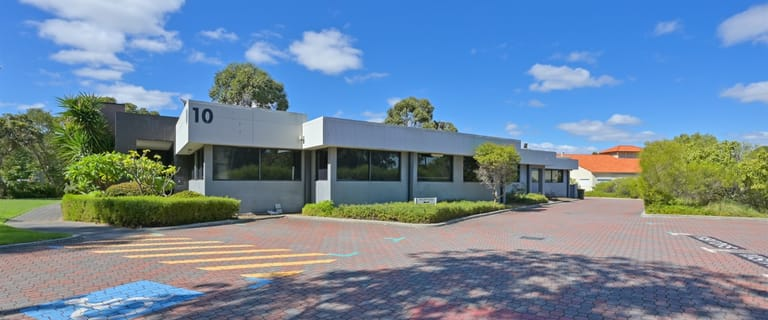 Offices commercial property for lease at 10 Brodie-Hall Drive Bentley WA 6102