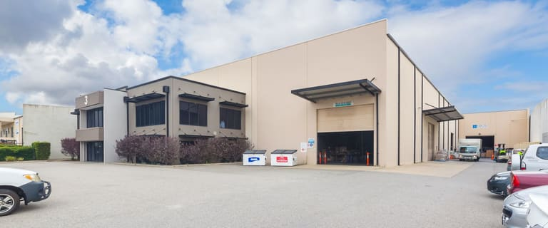 Factory, Warehouse & Industrial commercial property for lease at 3 Ernest Clark Road Canning Vale WA 6155