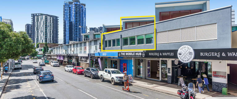 Offices commercial property for lease at Level 1, 6/88 Boundary  Street West End QLD 4101