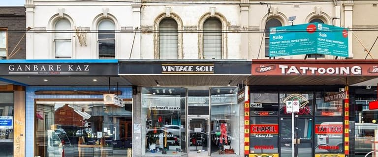 Shop & Retail commercial property for lease at Shop/153 Chapel Street Windsor VIC 3181