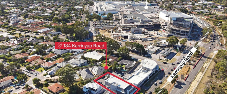 Medical / Consulting commercial property for sale at 184 Karrinyup Road Karrinyup WA 6018