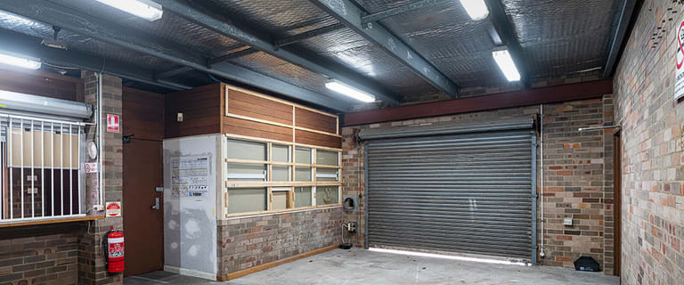 Factory, Warehouse & Industrial commercial property for lease at Hunter's Hill Depot D'Aram Street Hunters Hill NSW 2110