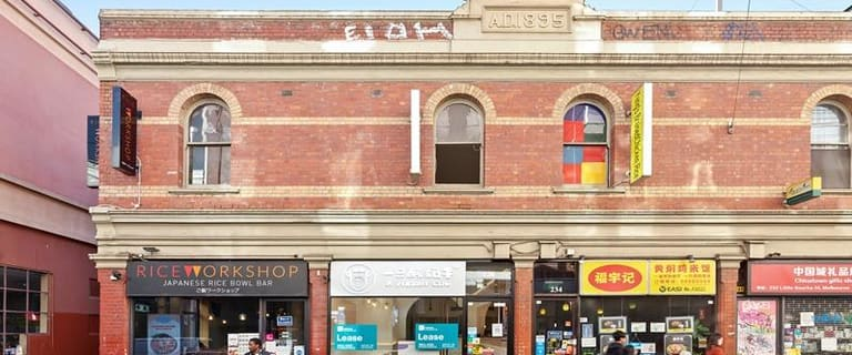 Shop & Retail commercial property for lease at 236 Little Bourke Street Melbourne VIC 3000