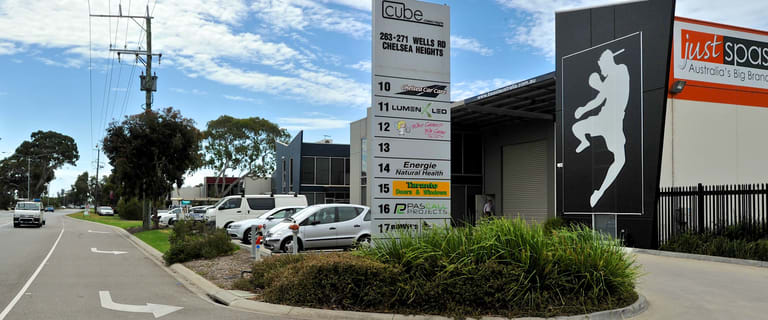 Showrooms / Bulky Goods commercial property for lease at 18/263-271 Wells Road Chelsea Heights VIC 3196