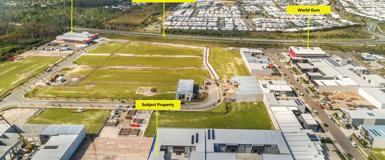 Factory, Warehouse & Industrial commercial property for lease at 1/11 Packer Road Baringa QLD 4551