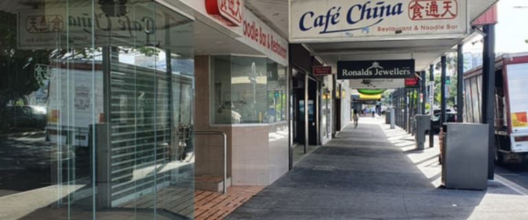 Shop & Retail commercial property for lease at G2/50 Grafton Street Cairns City QLD 4870