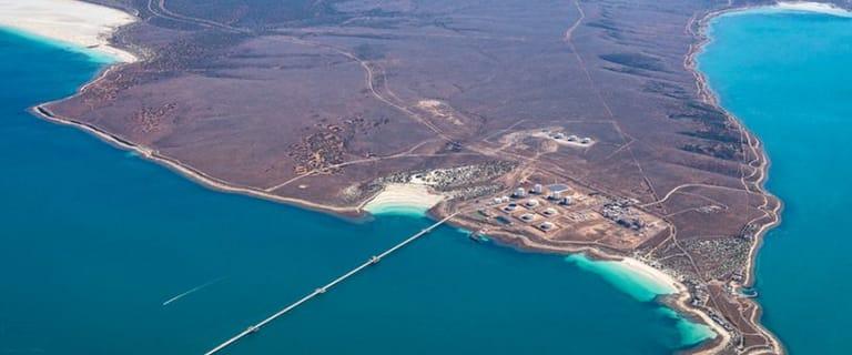 Development / Land commercial property for lease at Port Bonython SA 5601
