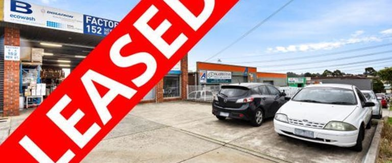 Offices commercial property leased at 4/152 New Street Ringwood VIC 3134