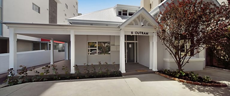 Offices commercial property for lease at 6 Outram Street West Perth WA 6005