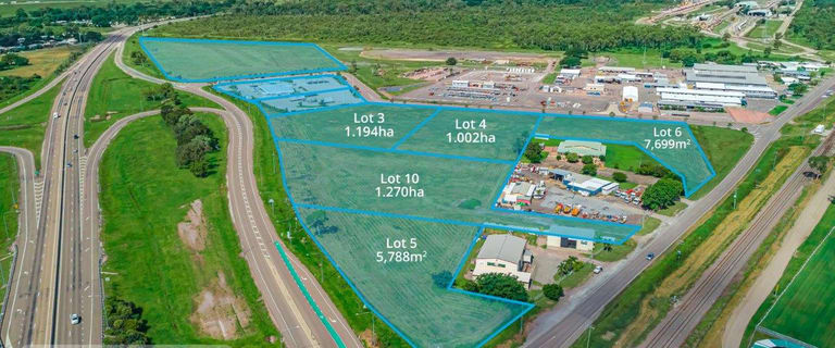 Development / Land commercial property for sale at 38011 Bruce Highway Cluden QLD 4811