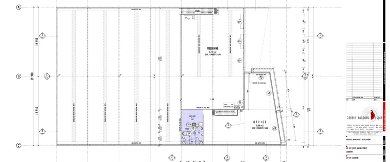 Factory, Warehouse & Industrial commercial property for lease at 20 Baling St Cockburn Central WA 6164